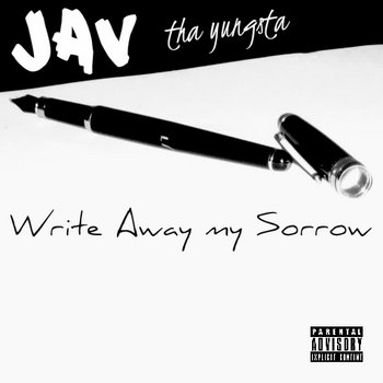 Write Away My Sorrow cover art