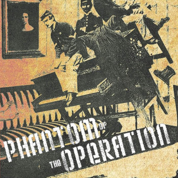 Phantom Of The Operation cover art