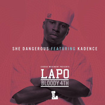 She Dangerous cover art