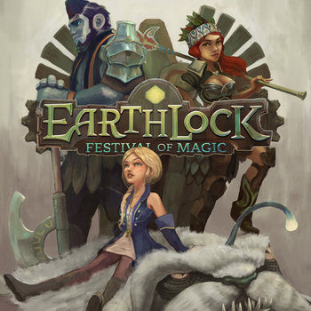 Earthlock: Festival of Magic Official OST cover art