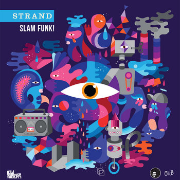 SLAM FUNK! (2012) cover art