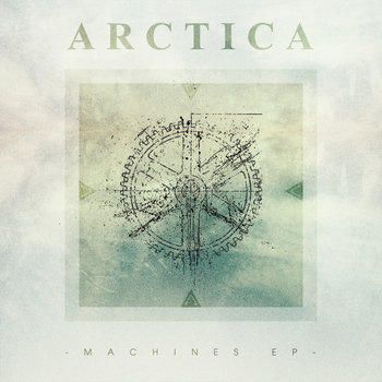 Arctica - Machines EP cover art