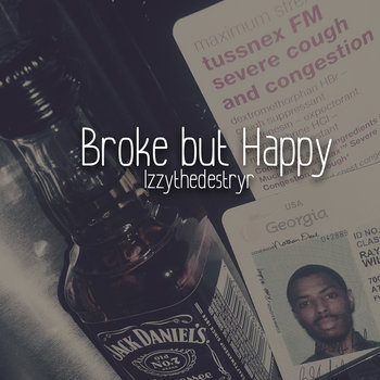 Broke but Happy cover art