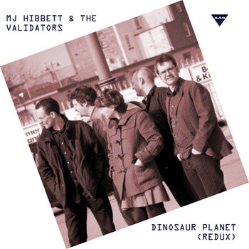 Dinosaur Planet (redux) cover art