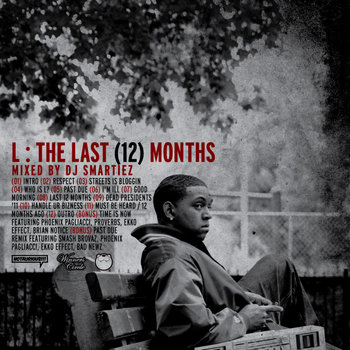 The Last 12 Months cover art