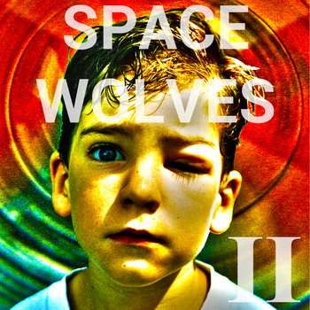 Space Wolves II cover art