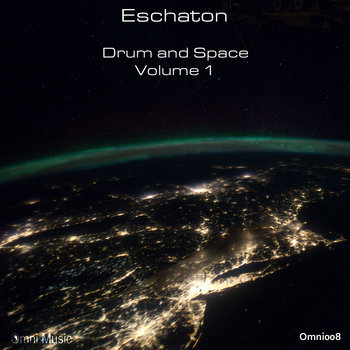Drum and Space Volume 1 cover art