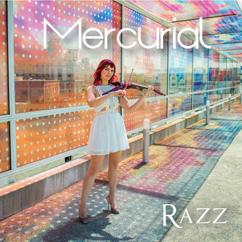 Mercurial cover art