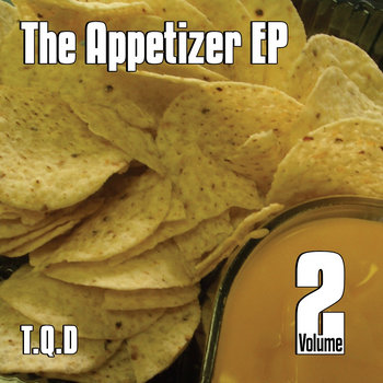 The Appetizer EP Vol.2 cover art