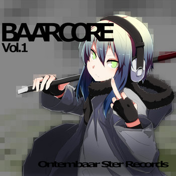 Baarcore Vol.1 (free link of mediafire at the bottom) cover art