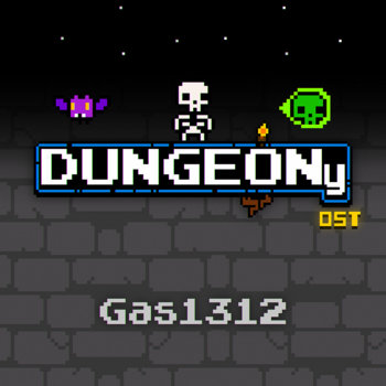 DUNGEONy OST cover art
