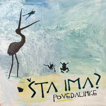 Povedalinke cover art