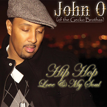 Hip Hop, Love & My Soul cover art