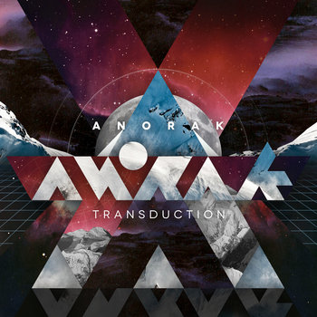 transduction ep cover art