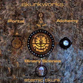 Skunkworks cover art