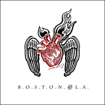 Boston Not LA - Volume 2 cover art