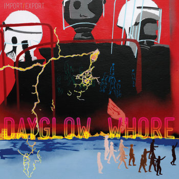 DAYGLOW WHORE cover art