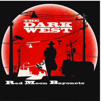 The Dark West cover art