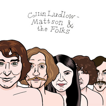 Collin Ludlow-Mattson and the Folks cover art