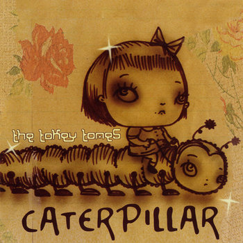 Caterpillar cover art