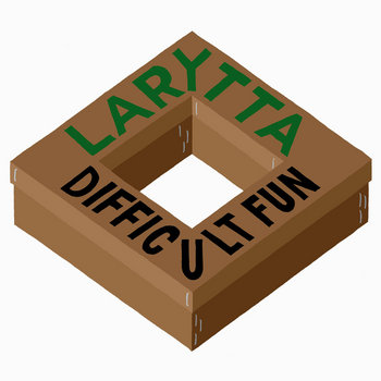 LARYTTA - Difficult Fun cover art