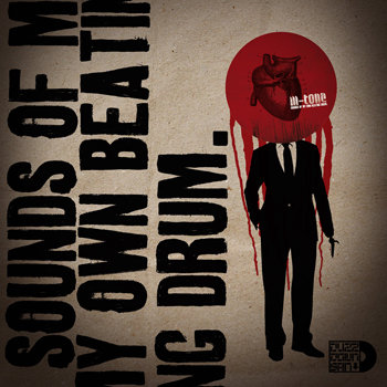Sounds of my own beating drum cover art