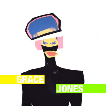 """Grace Jones"" The EP - (Singles) cover art"