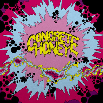 Concrete Honey cover art