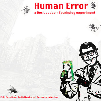 Human Error cover art