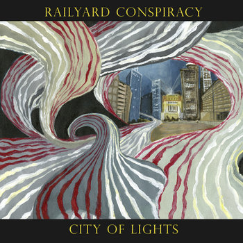 City of Lights cover art