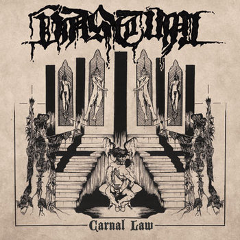 CARNAL LAW cover art