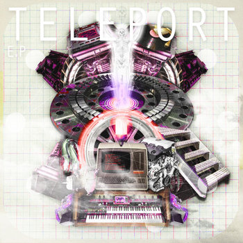 Teleport EP cover art