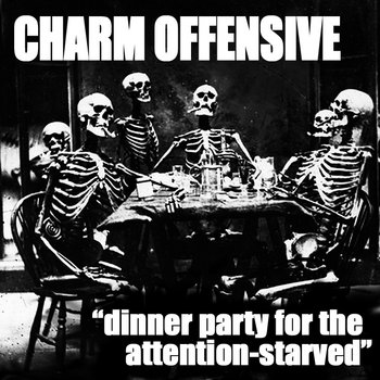 Dinner Party for the Attention-Starved cover art