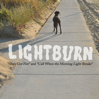 Lightburn EP1 cover art