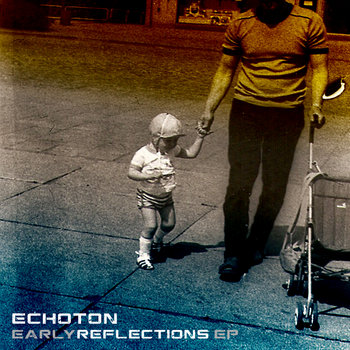[did-042] - Echoton - Early Reflections cover art