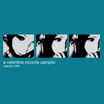 A Valentine Records Sampler cover art