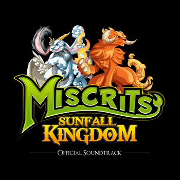 Miscrits of Sunfall Kingdom cover art