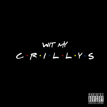 WiT MY CRiLLYS cover art