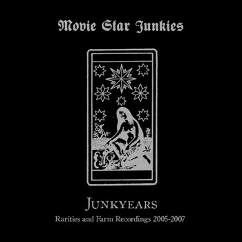 MOVIE STAR JUNKIES - Junkyears mLP cover art