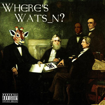 Where's Wats_n? cover art