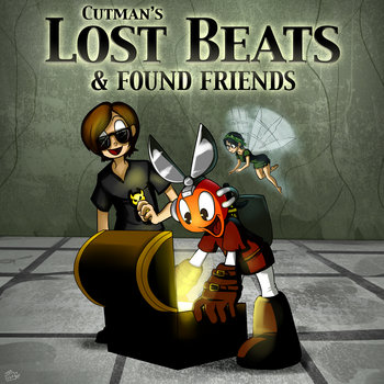 Lost Beats &amp; Found Friends cover art