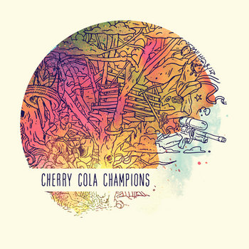 Cherry Cola Champions cover art