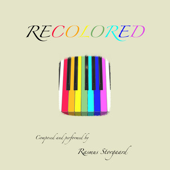 Recolored cover art