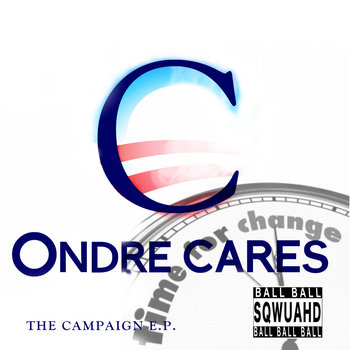The Campaign E.P. cover art