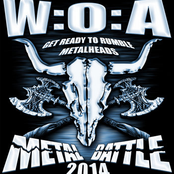 Wacken Metal Battle Canada Compilation Vol. 2 cover art