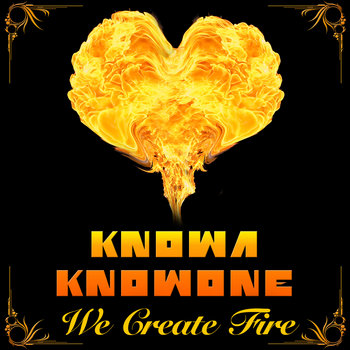 We Create Fire cover art