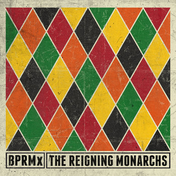BPRMx cover art