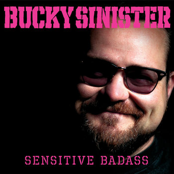 Sensitive Badass cover art