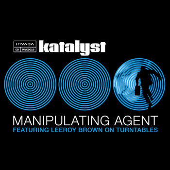 Manipulating Agent cover art