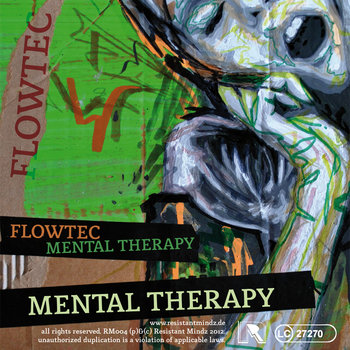 FLOWTEC - Mental Therapy cover art